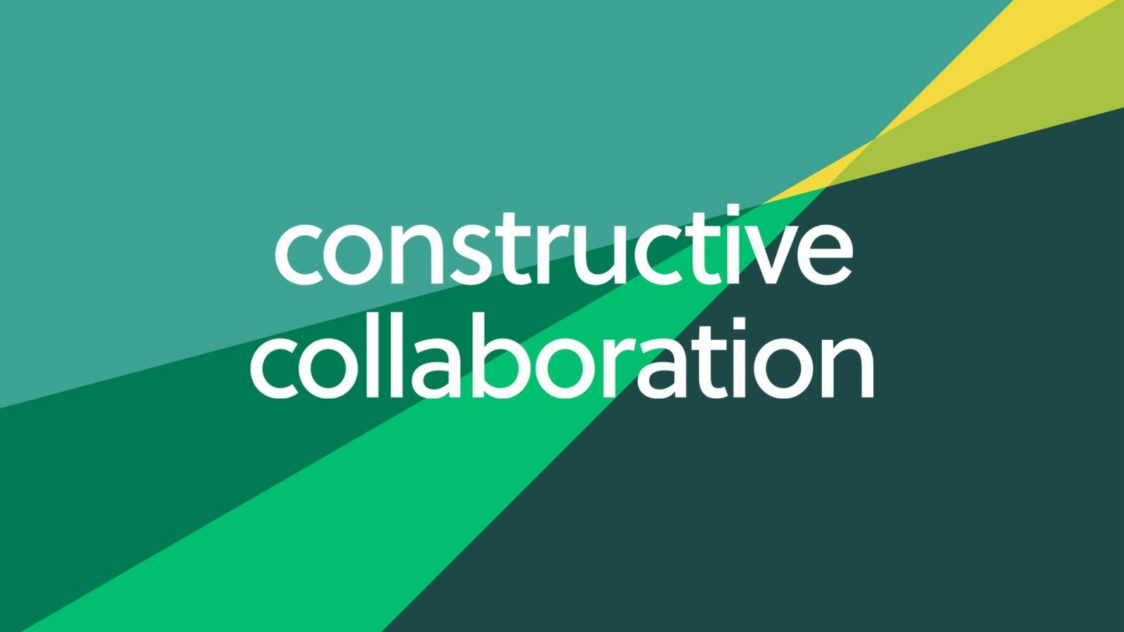 CABE - Constructive Collaboration