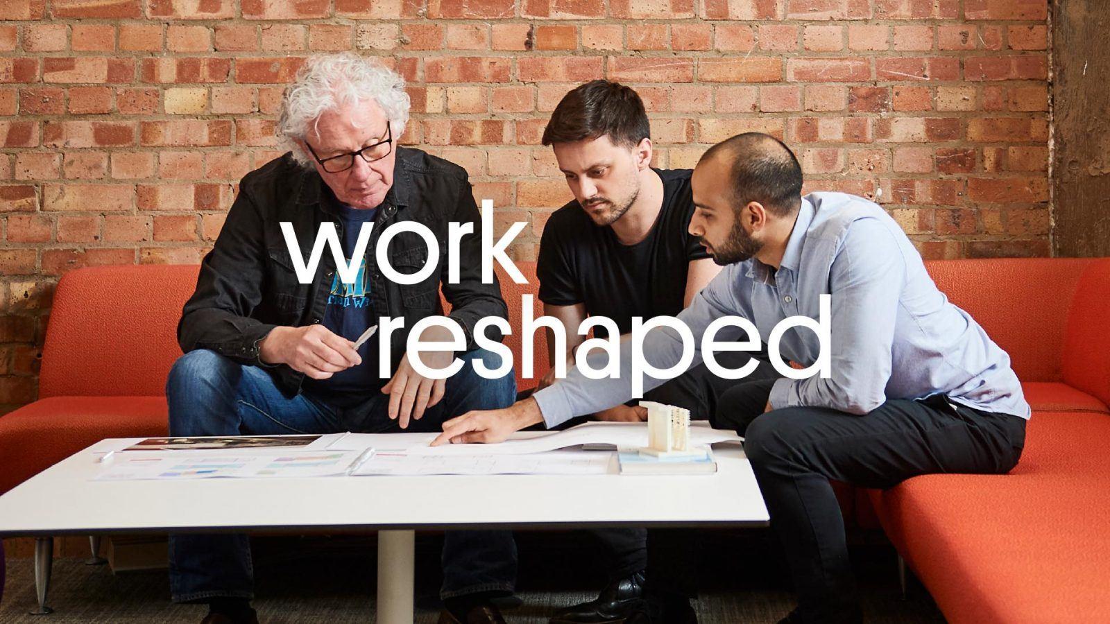 TTSP employees in office - work reshaped